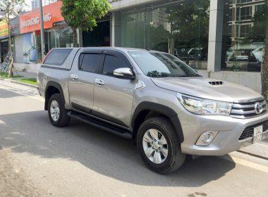 Đánh giá Toyota Hilux 2015 cũ: Mẫu xe bán tải hiện đại và bền bỉ