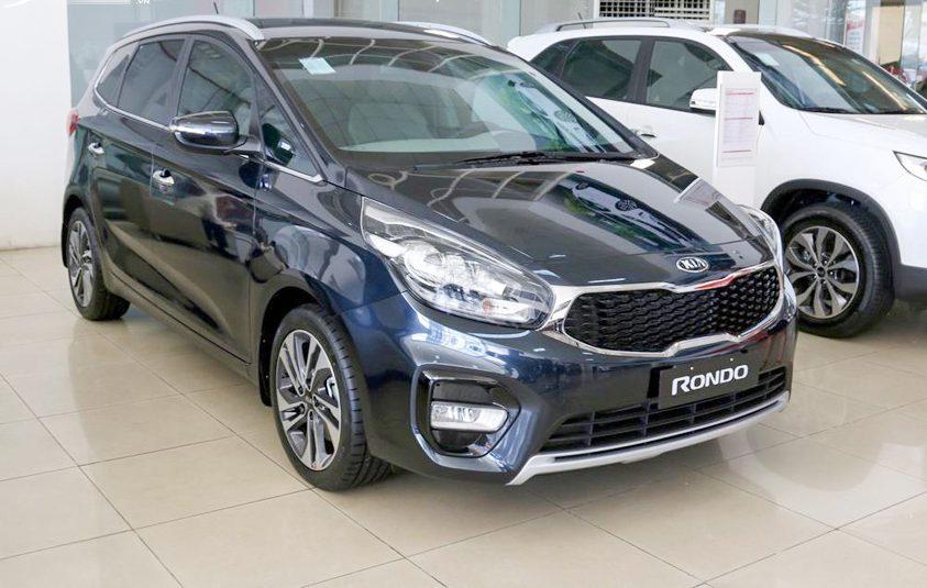Đánh giá chi tiết Kia Rondo GMT: Mẫu xe 7 chỗ số sàn rẻ nhất