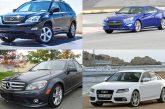 Nên mua xe sang cũ giá rẻ dưới 700 triệu nào?