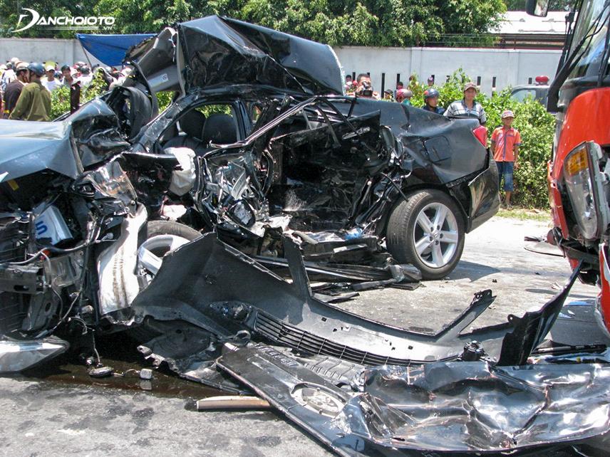 Nếu tai nạn nghiêm trọng cần tính chuyên môn cao cần phải có sự xác nhận của công an