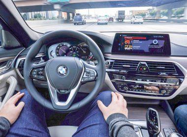 Ô tô tự hành sẽ chuyển làn như thế nào?
