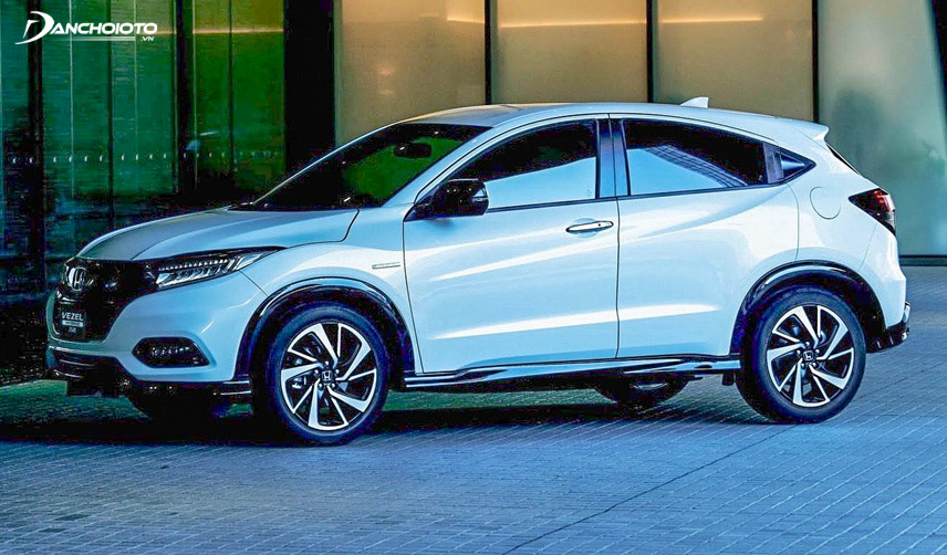 Honda HR-V được trang bị nhiều các tính năng an toàn hiện đại