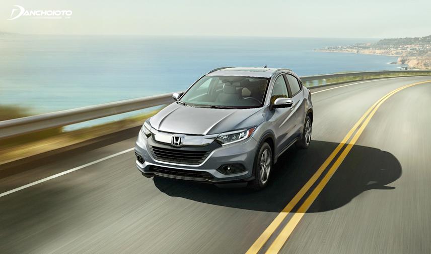 Honda HR-V L1.8 CVT 2019 có khả năng vận hành ổn định, êm ái