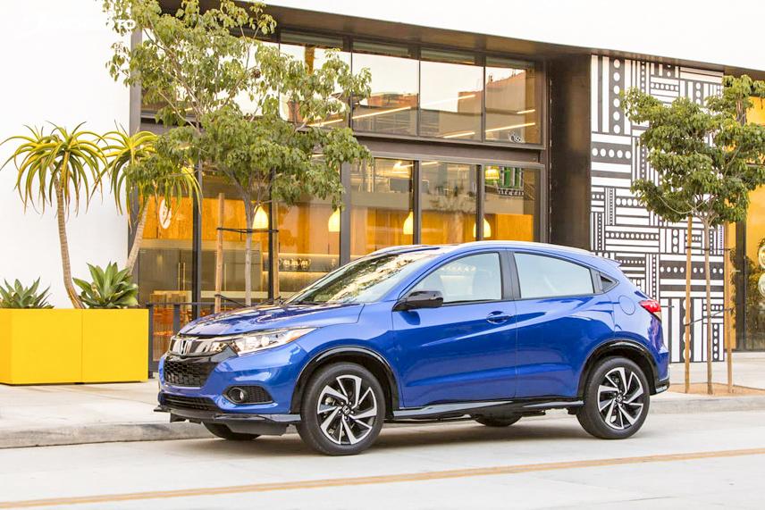 Honda HR-V phiên bản L1.8 CVT 2019