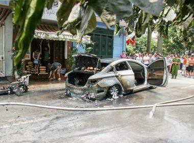 Chuyên gia chỉ ra 6 nguyên nhân có nguy cơ gây cháy nổ ô tô cao nhất