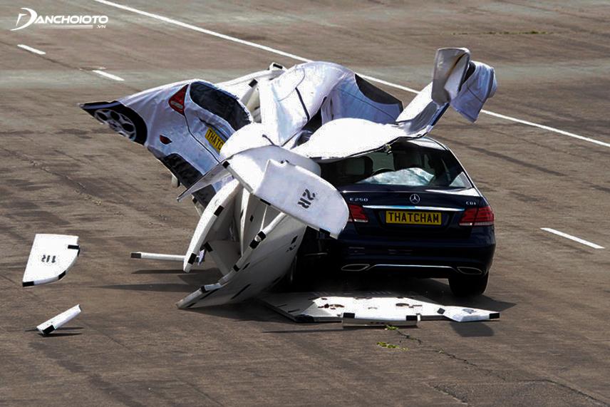 Euro NCAP chấm điểm ô tô dựa trên các trang bị an toàn