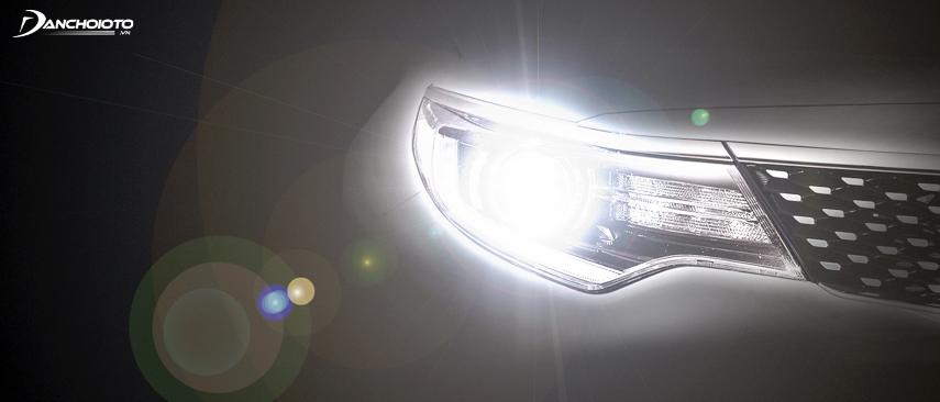Đèn pha tự động được ứng dụng cho rất nhiều dòng xe hiện nay