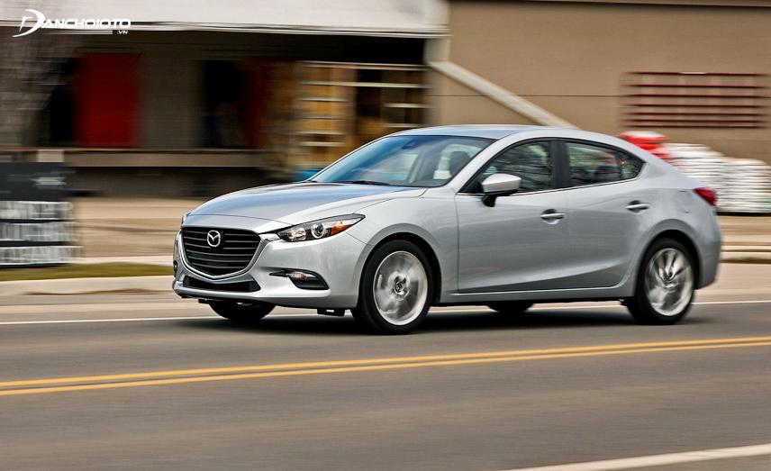 Mazda 3 có thiết kế ngoại thất thu hút hơn đối thủ nhờ ngôn ngữ thiết kế KODO
