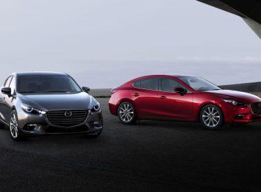 Nên mua Mazda 3 sedan hay hatchback