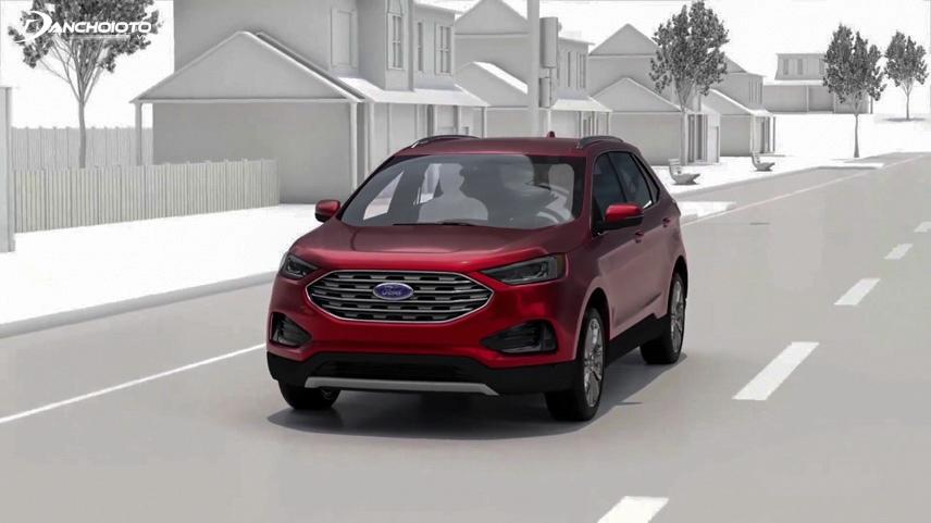 Ford trang bị Co-Pilot360 trên hầu hết các mẫu xe