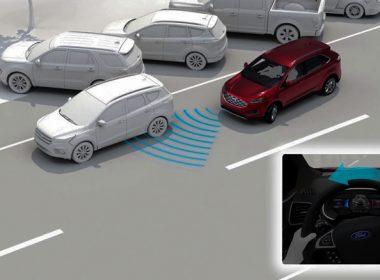 Tìm hiểu về công nghệ Co-Pilot360 của Ford