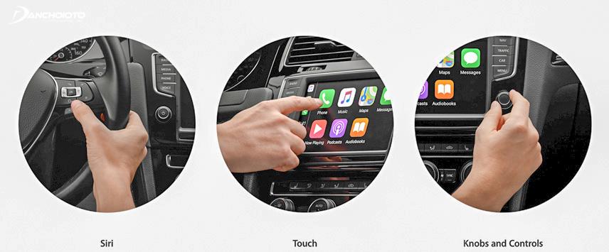 Cách kết nối thiết bị di động với xe ô tô