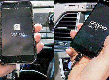 So sánh Android Auto và Apple CarPlay