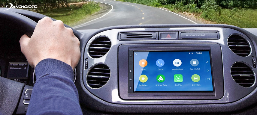 Ứng dụng Android Auto