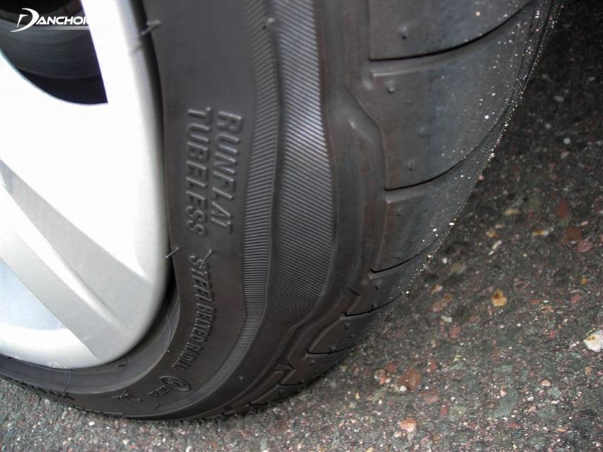 Xe bị rung có thể là do chính bánh xe đã gặp trục trặc