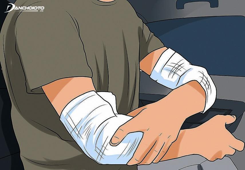Sử dụng những thứ cần thiết để bảo vệ cơ thể