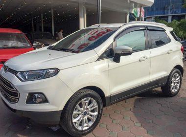 """Đánh giá Ford EcoSport 2014 cũ: Vẫn còn """"tươi"""" như ngày đầu"""