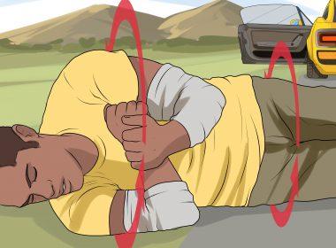 Cách nhảy ra khỏi xe ô tô an toàn trong trường hợp khẩn cấp