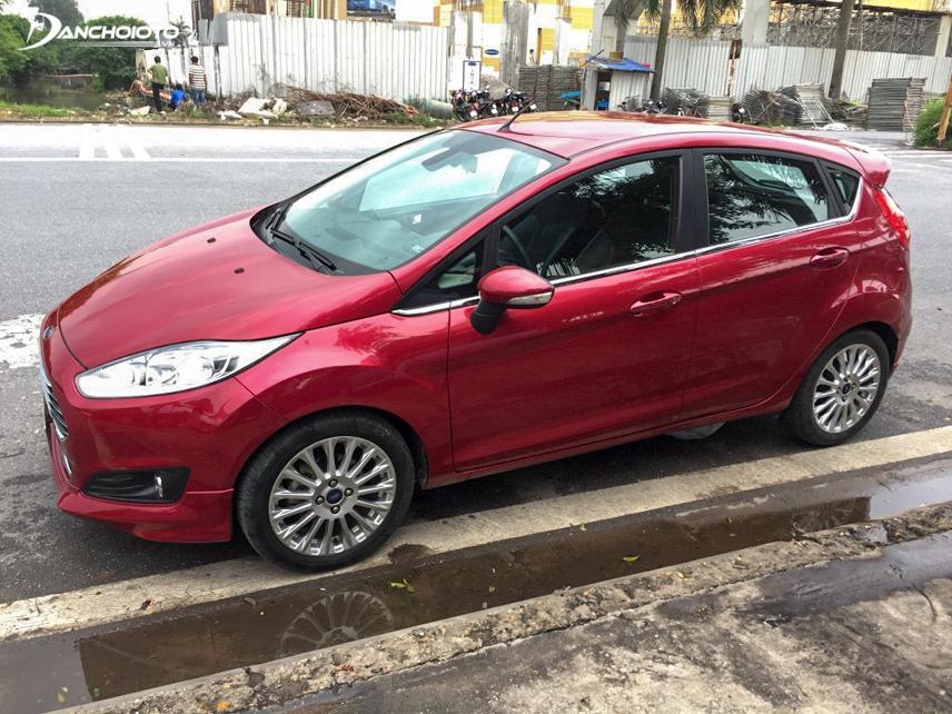 Chủ xe nên cố gắng chọn các nguồn bán xe Ford Fiesta uy tín