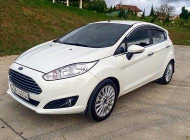 Kinh nghiệm mua Ford Fiesta cũ giá rẻ tránh xe mông má