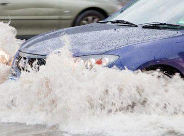 Hướng dẫn xử lý nhanh khi nội thất bị ô tô bị ngấm nước