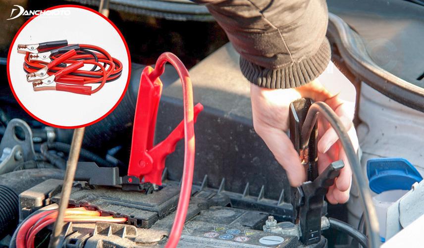 Cần cắm đúng cực để tránh trường hợp chập điện