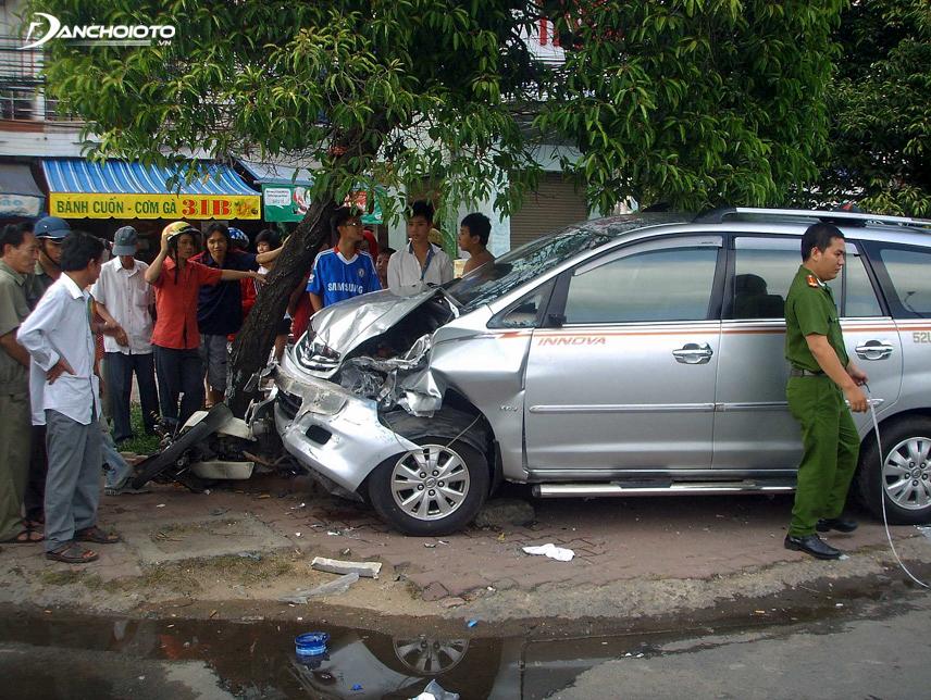 Người gây tai nạn có thể sẽ chịu phạt tù trong thời hạn quy định