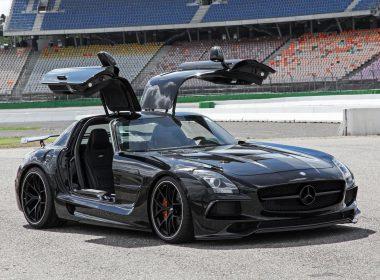 """Mercedes SLS AMG: Siêu xe cánh chim chất """"đốn tim"""""""