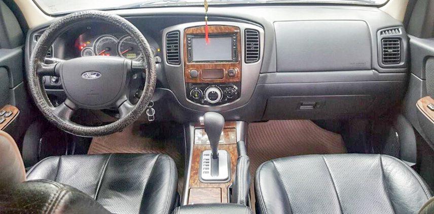 Chuyên gia tiết lộ kinh nghiệm sử dụng Ford Escape đời cũ không phải ai cũng biết