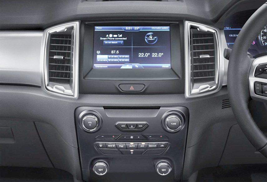 Các tính năng mới và cũ trên hệ thống SYNC 3 của Ford