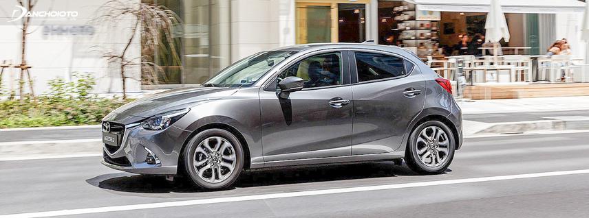 Mazda 2 2018 được trang bị công nghệ G-Vectoring