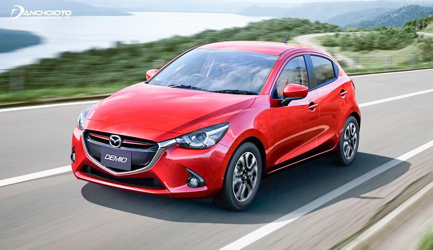 Mazda 2 2018 sở hữu động cơ sử dụng công nghệ SkyActiv hiện đại