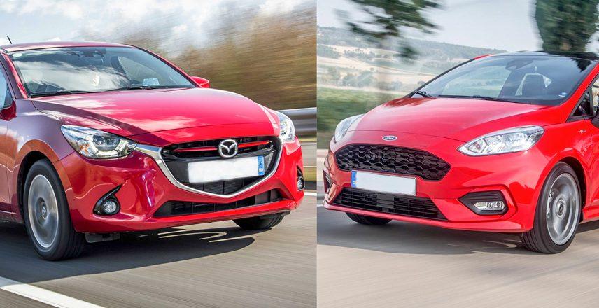 So sánh Ford Fiesta 2018 và Mazda 2 2018 Mẫu xe Mỹ đang tỏ ra đuối sức