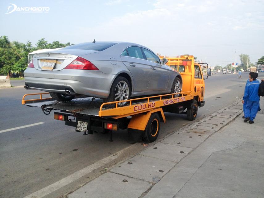 Cứu hộ giao thông 24/7 là một điều quan trọng trong bảo hiểm xe ô tô