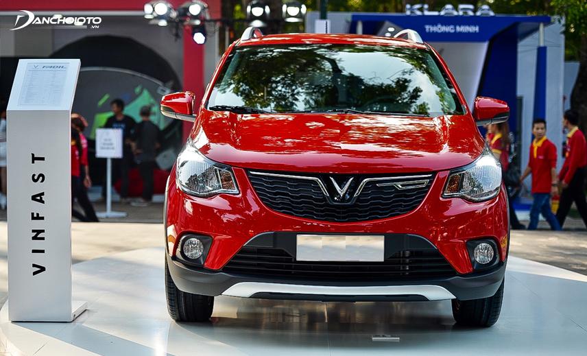VinFast Fadil là một mẫu xe hạng A trong phân khúc xe hơi giá từ 300 đến 400 triệu