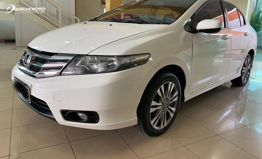 Honda City là một trong những mẫu xe Honda 300 triệu đáng mua nhất