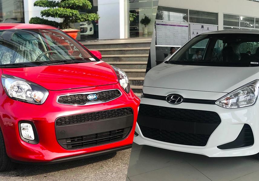 Nên mua xe ô tô mới giá 300 triệu nào?