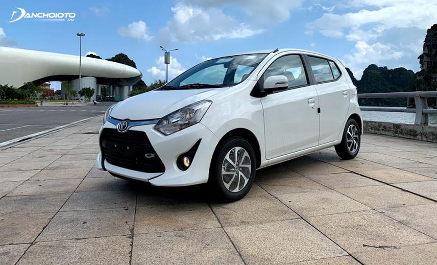 Toyota Wigo là một mẫu xe oto giá từ 300 đến 400 triệu có thế mạnh lớn về khả năng vận hành