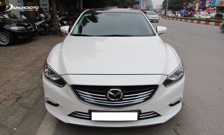 Mua Mazda 3 400 triệu, bạn có thể chọn đời xe Mazda 3 cũ 2014