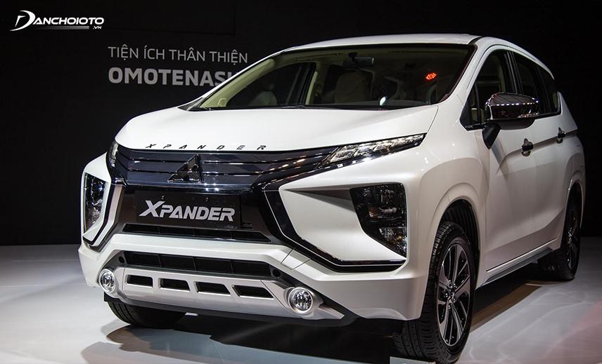 Mitsubishi Xpander 2019 là mẫu xe oto 7 chỗ tầm 500 triệu đáng mua nhất