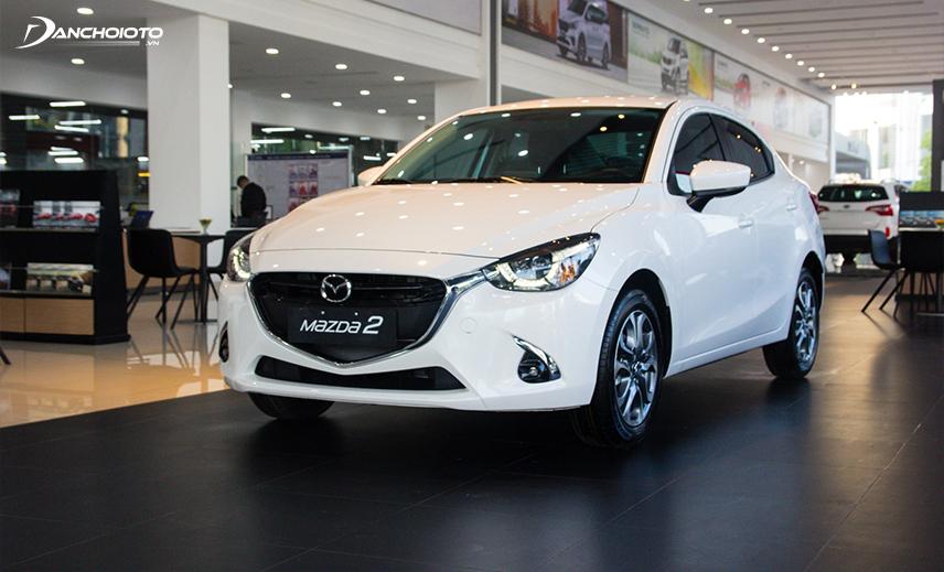 Mua Mazda 500 triệu có thể chọn Mazda 2 2019 sở hữu nhiều ưu điểm