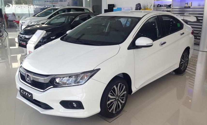 Mua sedan tầm 500 triệu, Honda City 2019 là một trong các lựa chọn đáng tham khảo nhất