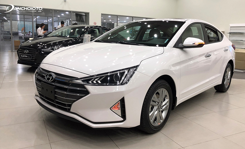 Mua xe 500 triệu chỉ có thể chọn Hyundai Elantra 2019 bản số sàn
