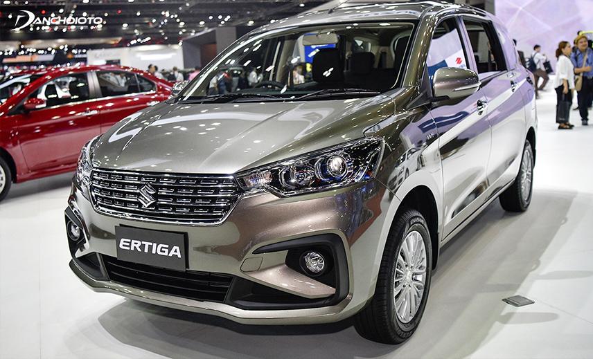 Suzuki Ertiga 2019 là một mẫu xe 7 chỗ mới giá 500 triệu nhiều ưu điểm