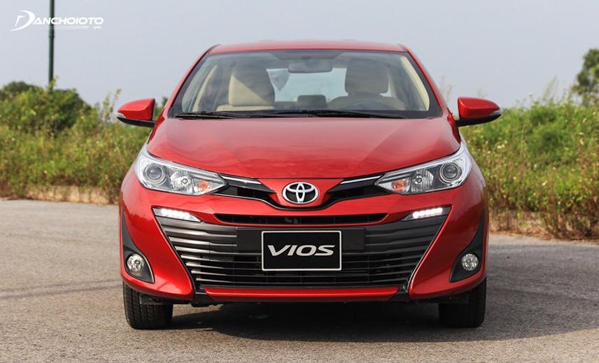 Toyota Vios 2019 là lựa chọn mang nhiều giá trị bền vững lâu dài