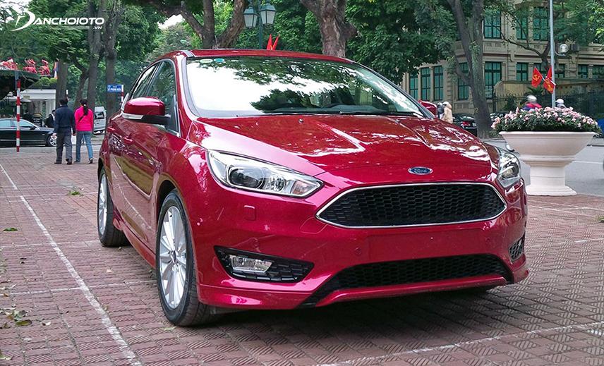 Ford Focus 2016 - 2017 cũ là mẫu xe Ford giá 500 triệu còn rất mới