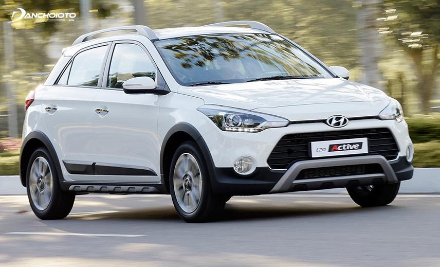 Hyundai i20 Active 2015 - 2016 cũ là mẫu xe hơi cũ khoảng 500 triệu nhập khẩu từ Ấn