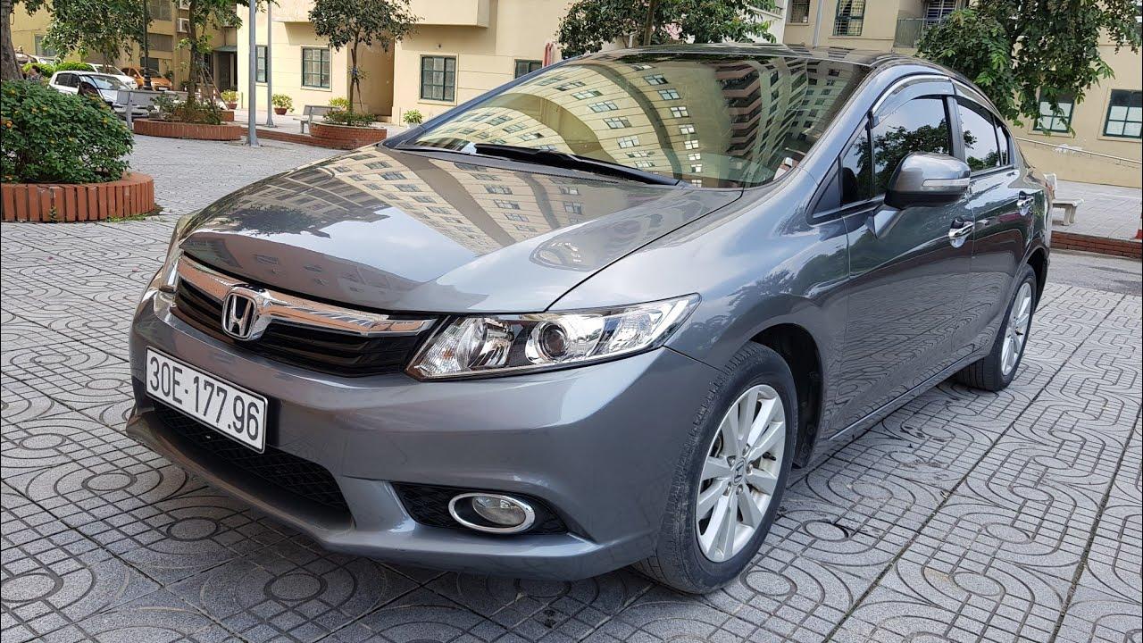 Mua xe cũ 500 triệu, Honda Civic 2013 - 2014 cũ là một lựa chọn chất lượng
