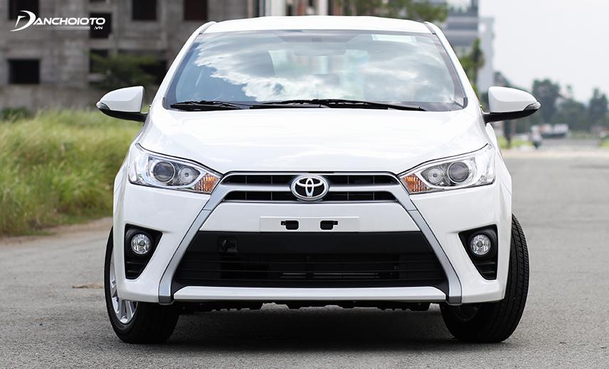 Mua xe Toyota 500 triệu, bạn có thể mua Toyota Yaris cũ đời 2015 - 2016