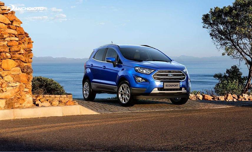 Ford EcoSport 2019 là mẫu xe SUV 5 chỗ giá 600 triệu duy nhất hiện nay trên thị trường